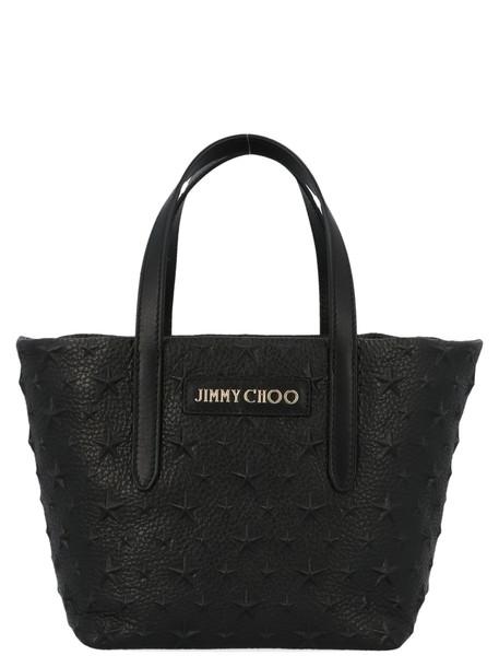 Jimmy Choo 'mini Sara' Bag in black