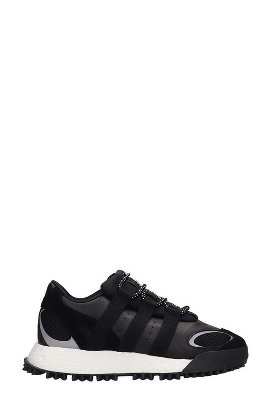 Adidas Originals by Alexander Wang Wangbody Run Sneakers in black