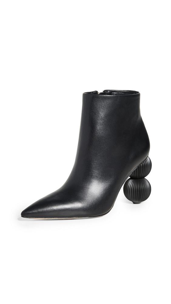 Cult Gaia Cam Boots in black
