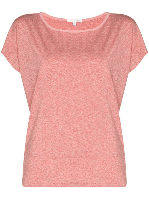 Skin Carina loungewear T-shirt in pink