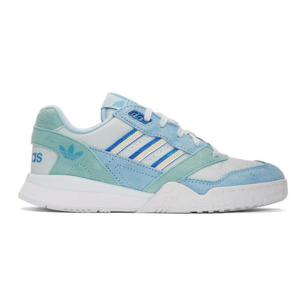 adidas Originals Blue A.R. Trainer Sneakers