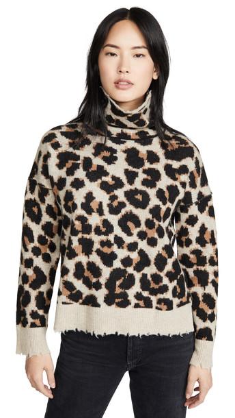 Zadig & Voltaire Gillian C Leo Cashmere Sweater