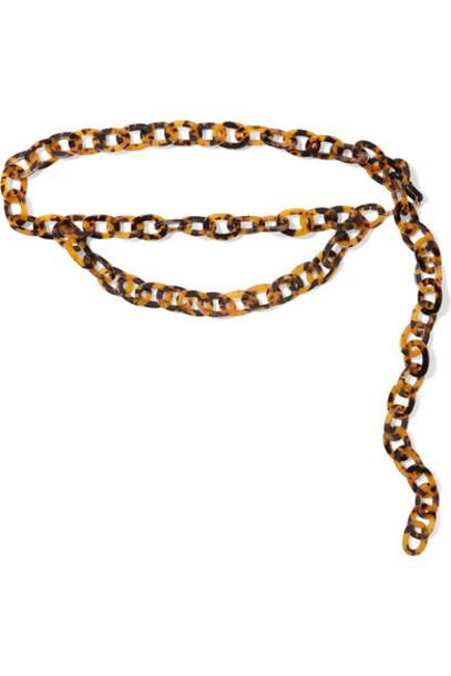 STAUD - Tortoiseshell Resin Belt