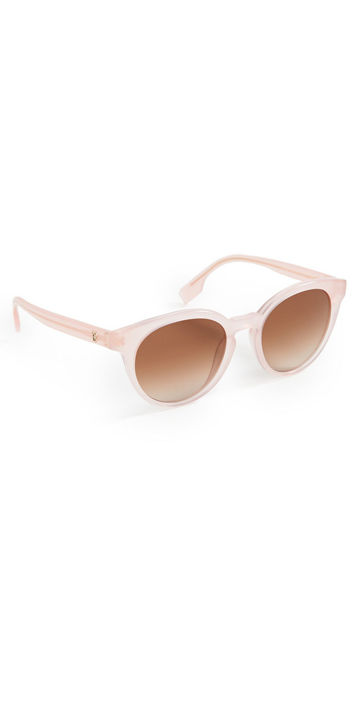 Burberry Amelia Sunglasses in pink