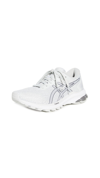 Asics Gt-1000 9 Sneakers in silver / white