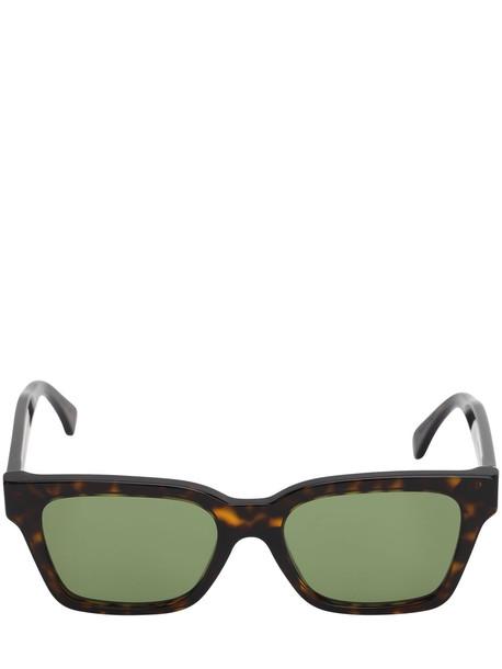 RETROSUPERFUTURE America 3627 Acetate Sunglasses in green