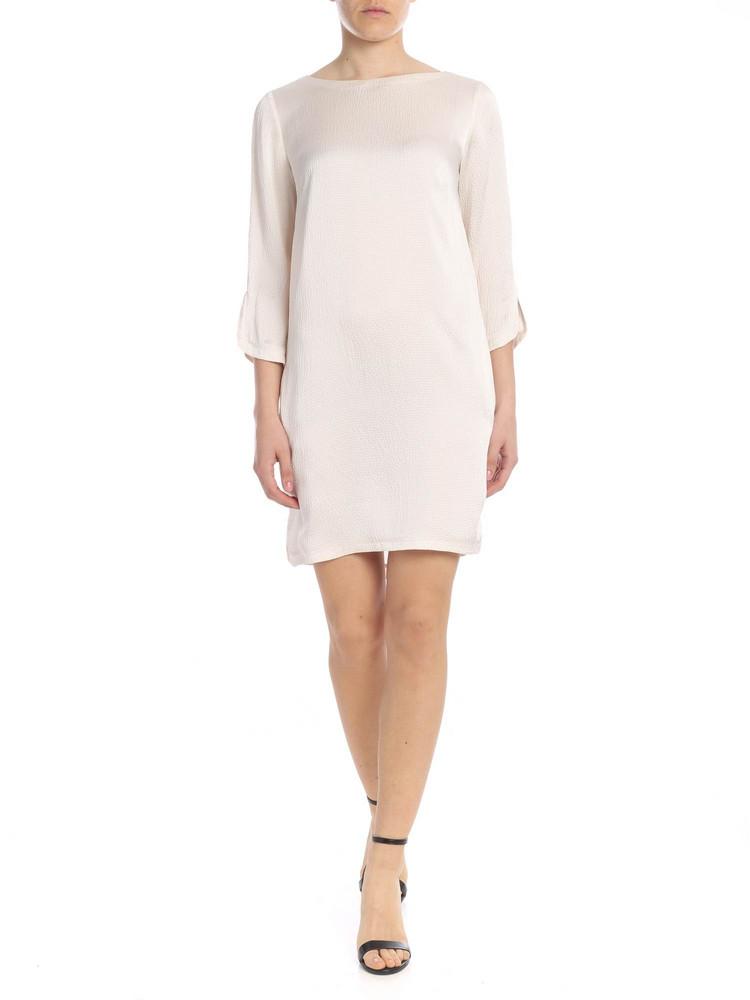 L'Autre Chose L'autre Chose Silk Dress in ivory