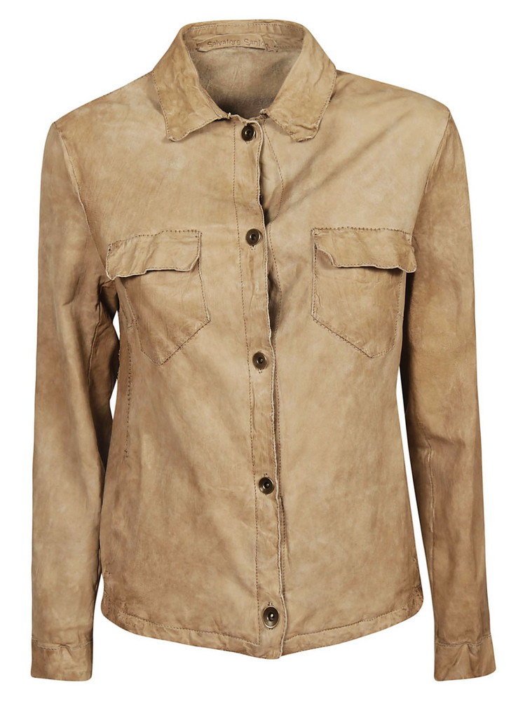 Salvatore Santoro Classic Jacket in brown