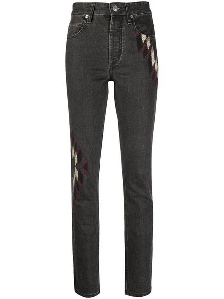 Isabel Marant Étoile Bilianab jeans in black