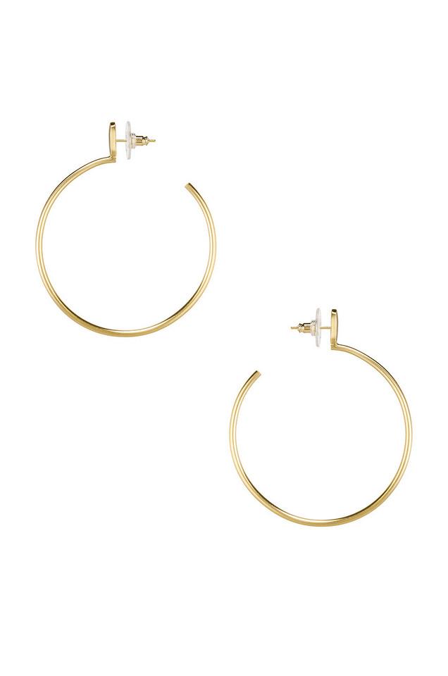 Kendra Scott Pepper Earring in gold / metallic