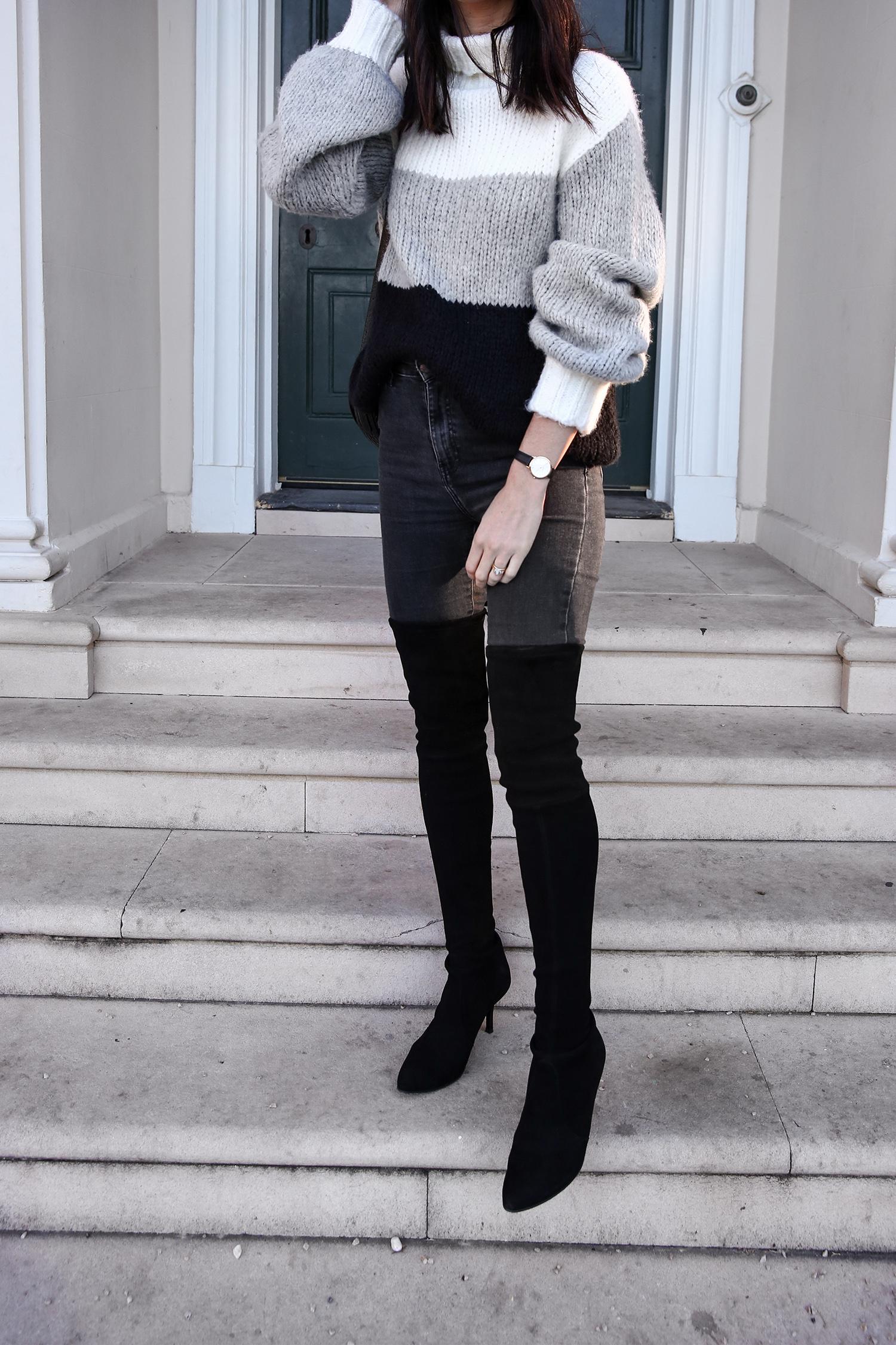 Winter Sweater Essentials | Mademoiselle | A Minimalist Fashion Blog