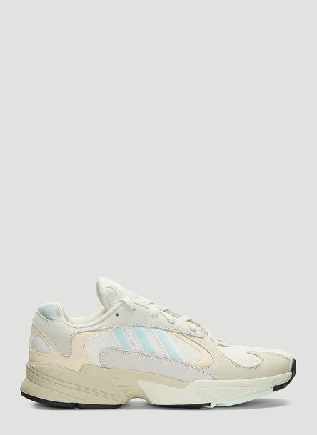 Adidas Yung 1 Sneakers in White size UK - 10