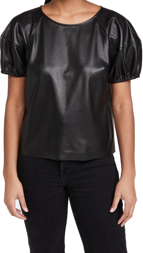 Velvet Foley 04 Shirt in black
