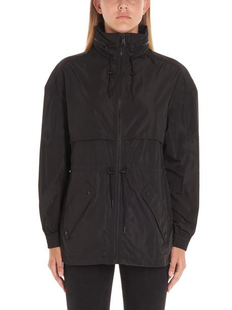 Kenzo windbreaker Jacket in black
