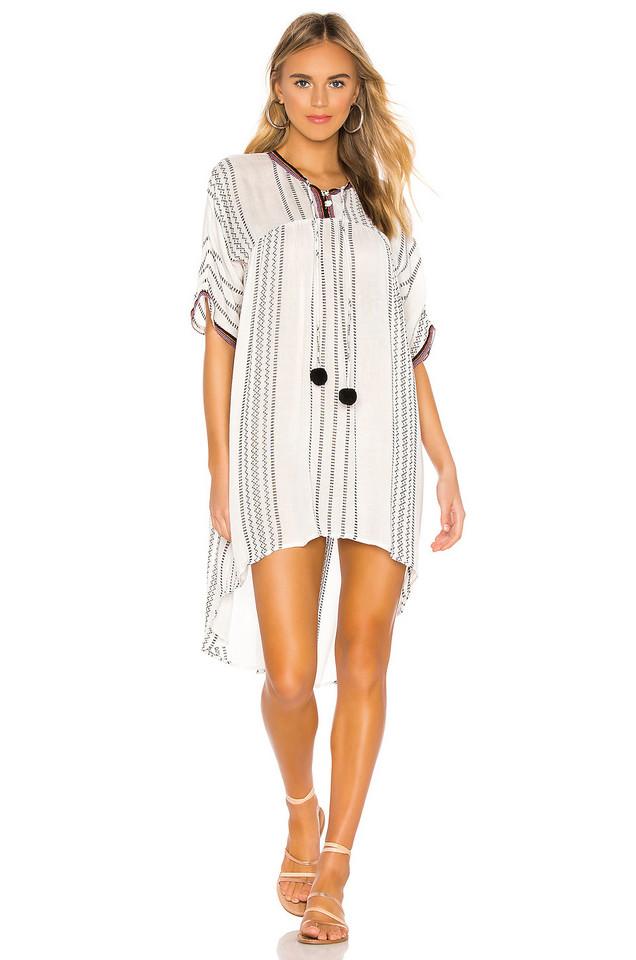Pitusa Lala Dress in white