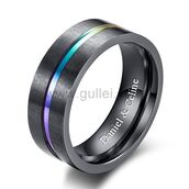 jewels,gullei,gullei.com,mens promise rings,mens wedding ring,mens engagement ring,gift ideas,birthday gift for boyfriend,anniversary gift for boyfriend,christmas gift for him,valentines gift for boyfriend,mens titanium ring,mens anniversary ring
