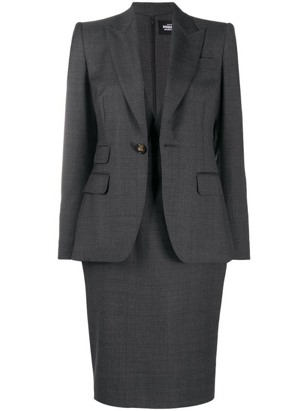 Dsquared2 dress suit in grey