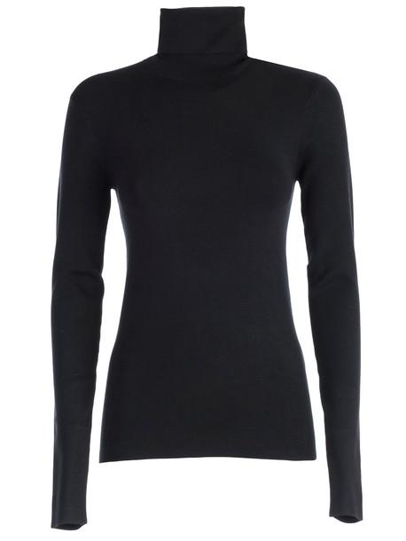 Joseph Turtleneck Sweater in black
