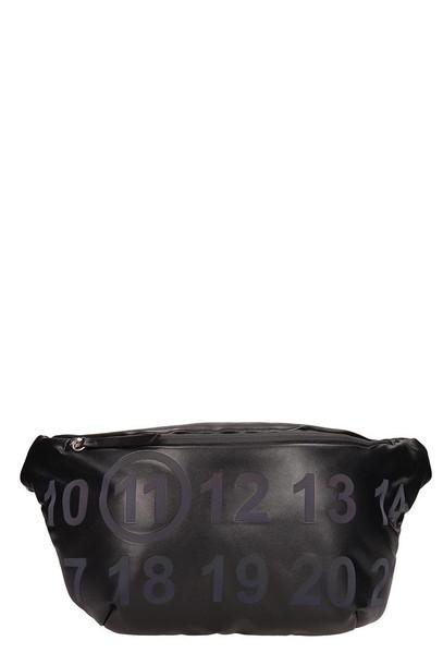 Maison Margiela Black Soft Leather Pouch
