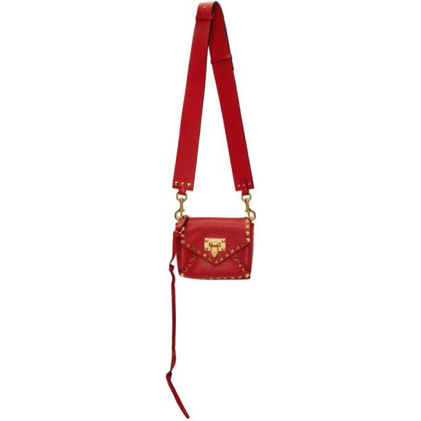 Valentino Red Valentino Garavani Small Rockstud Hype Bag