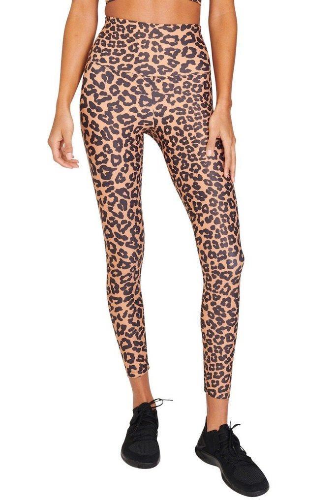 Piper Legging - Leopard