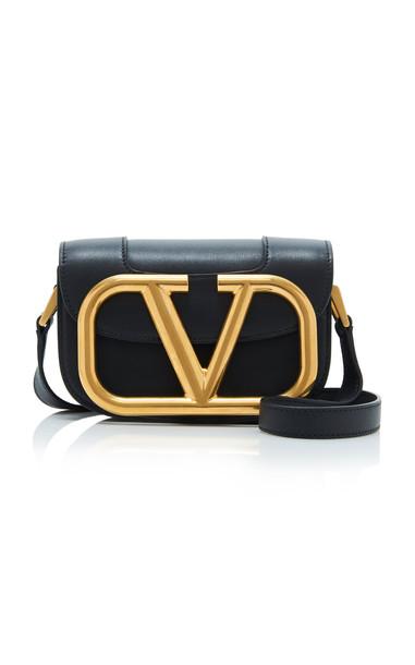 Valentino Supervee Shoulder Bag in black