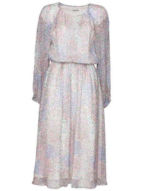 Essentiel Antwerp Dress in bianco