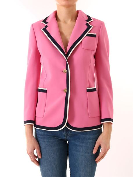 Gucci Pink Blazer