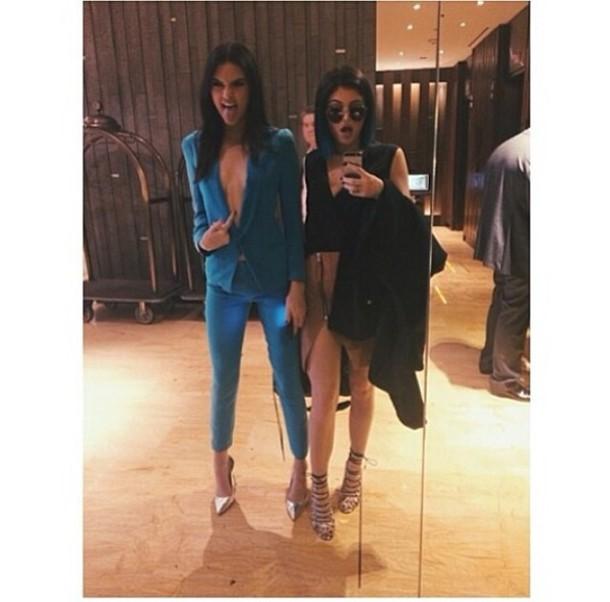 shoes kendall and kylie jenner kylie jenner kendall jenner jacket pants skirt blazer dress