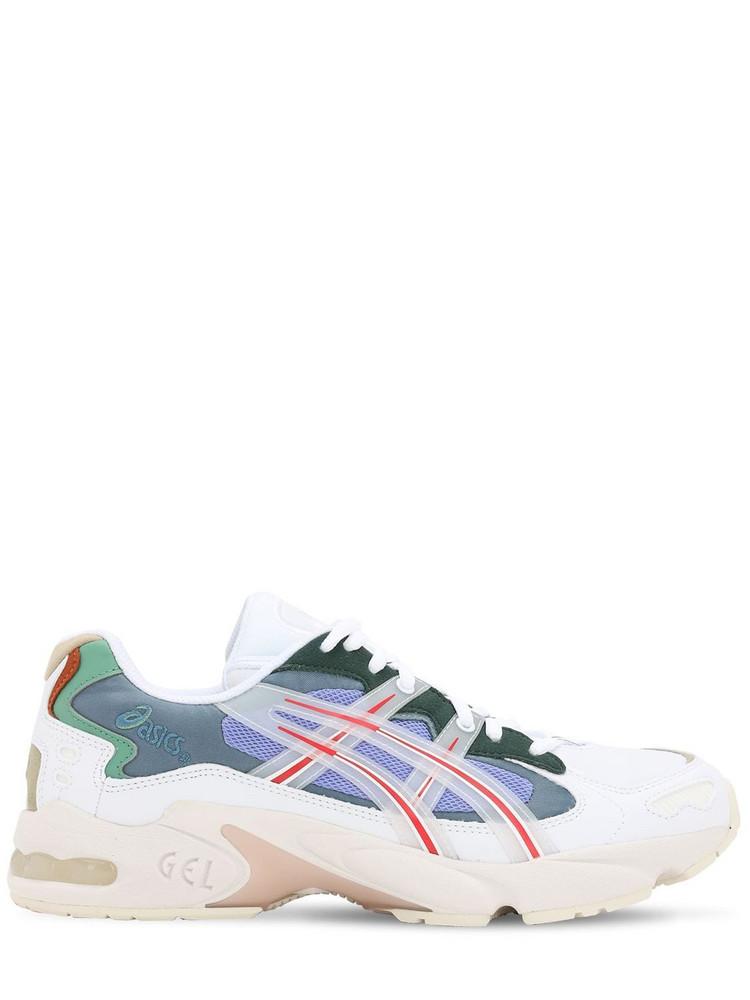 Hbx X Asics Gel-kayano 5 Og Sneakers in white / multi
