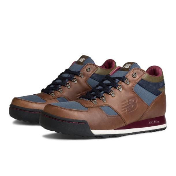 New Balance Revlite 710 Men's Outdoor Classics Shoes - Brown, Blue (HRL710CB)