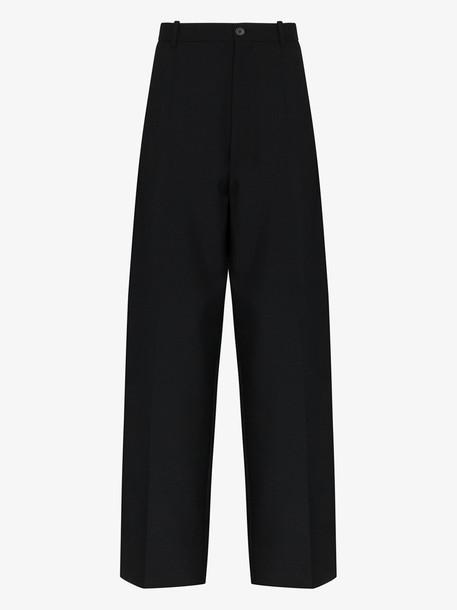 Balenciaga loose tailored trousers