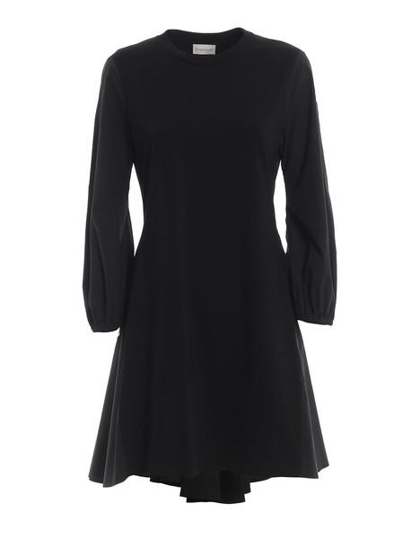 Moncler A-line Dress in black
