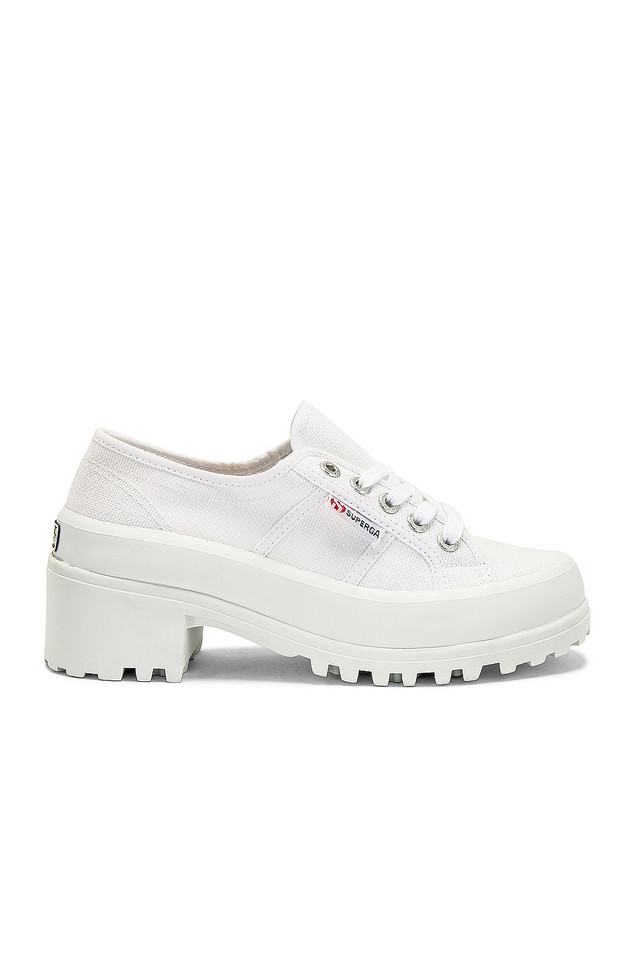 Superga 4850 COTW Sneaker in white