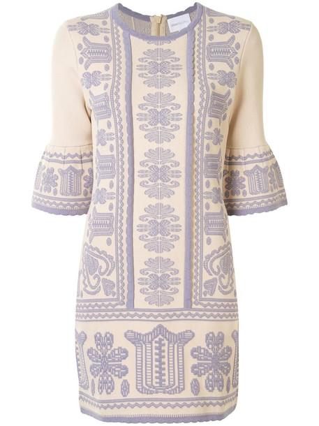 Alice McCall Devotion mini dress in neutrals