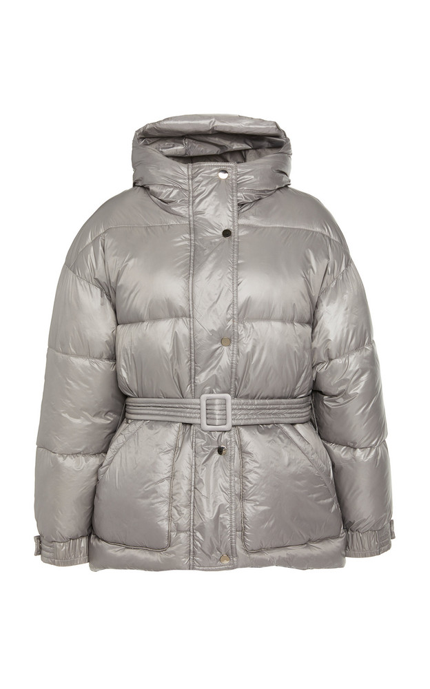 Apparis Michelle Short Coat in grey