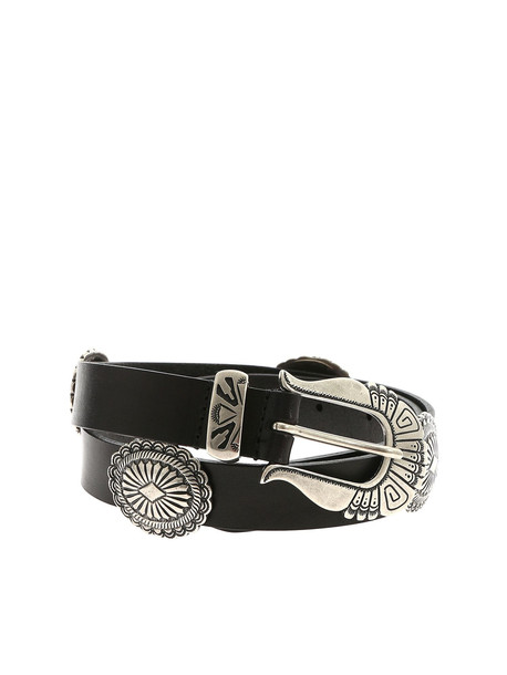 Alberta Ferretti - Belt in black