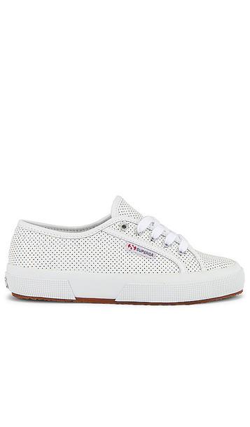 Superga 2750 Sneaker in White