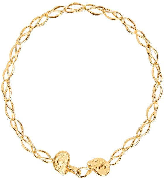 Alighieri Gold 'The Wandering Stars' Necklace