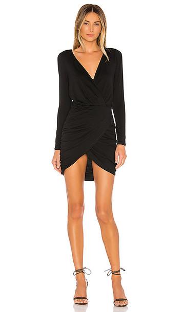 Lovers + Friends Lovers + Friends Taryn Mini Dress in Black