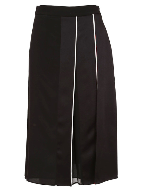 Givenchy Paneled Skirt in black