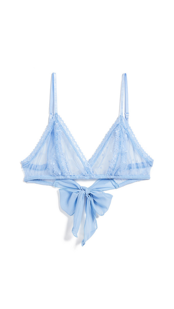 Only Hearts Coucou Bralette in blue