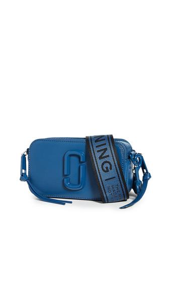 Marc Jacobs Snapshot DTM Camera Bag in blue