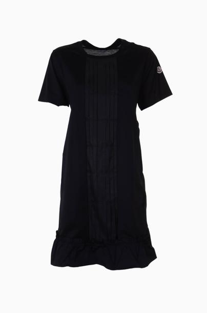 Moncler Dress in nero