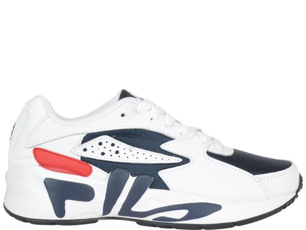 Fila Mindblower Sneakers in white