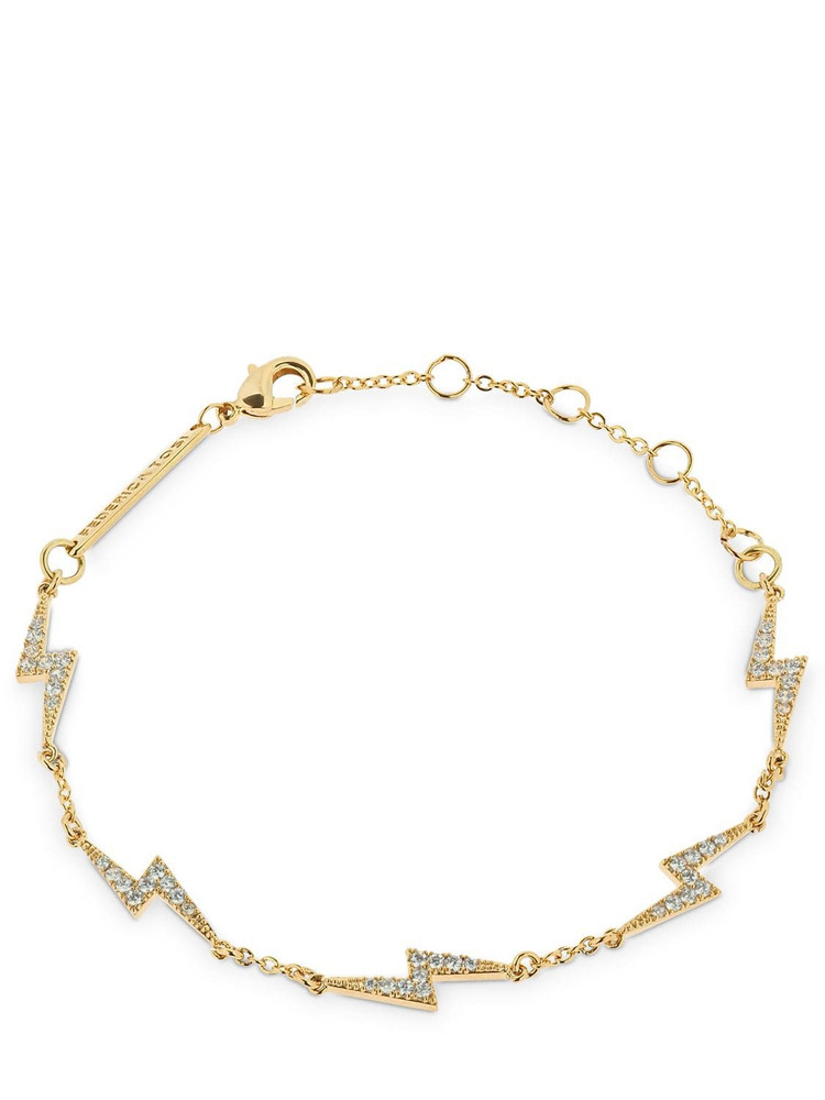 FEDERICA TOSI Mini Flash Bracelet in gold