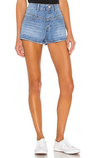 superdown Carmen Denim Shorts