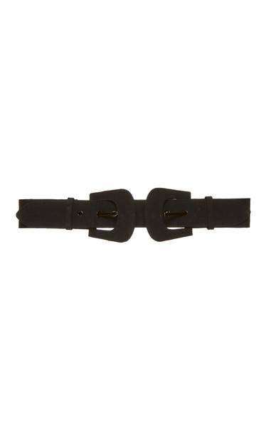 Johanna Ortiz Exclusive Rosie Jacquard Belt in black