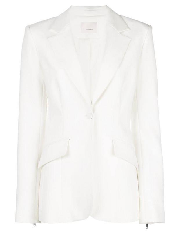 Cinq A Sept Kym blazer in white