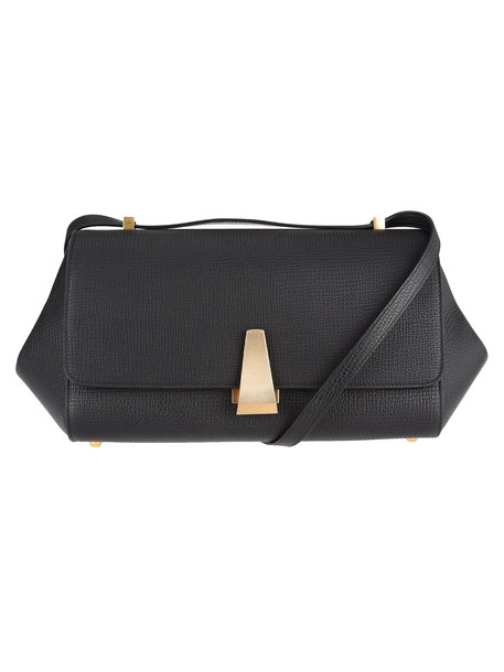 Bottega Veneta Piramide Bag in black